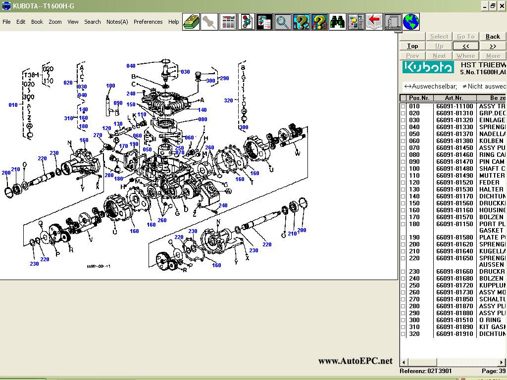 kubota b7500 owners manual pdf