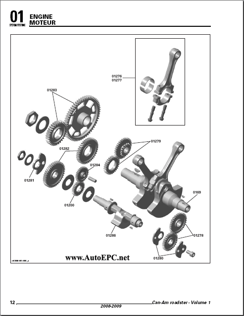 an am spyder wiring diagram bombardier can-am spyder gs 2008-2009 repair manual order ... the trainer 32 how to read an automotive block wiring diagram