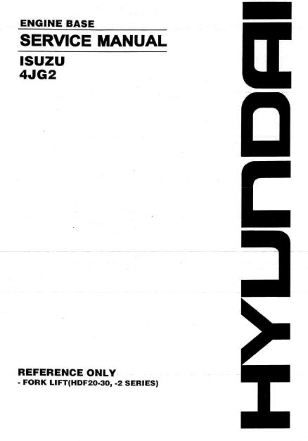 mitsubishi fg25 parts