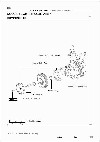 Lexus Is 250  Is 350 Repair Manual Order  U0026 Download