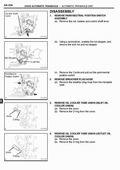 Toyota Fj Cruiser Service Manual Repair Manual Order Download