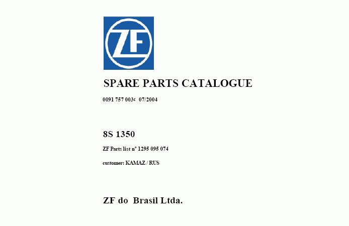 zf kamaz repair manual order  u0026 download
