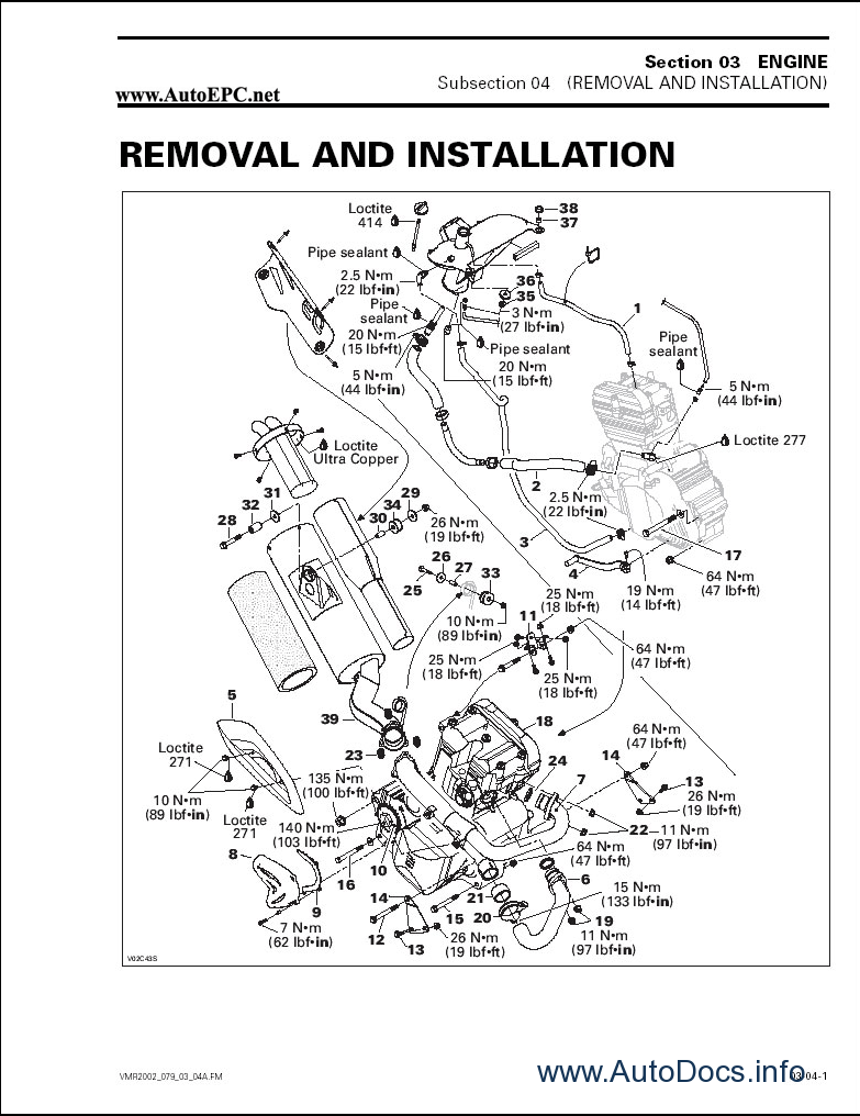 Bombardier Atv 2004 Parts Catalog Repair Manual Order