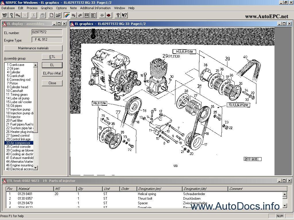 deutz spare parts catalogue carsite co rh carssite co Deutz Engines Dealer Locator Yard Man Parts Manuals