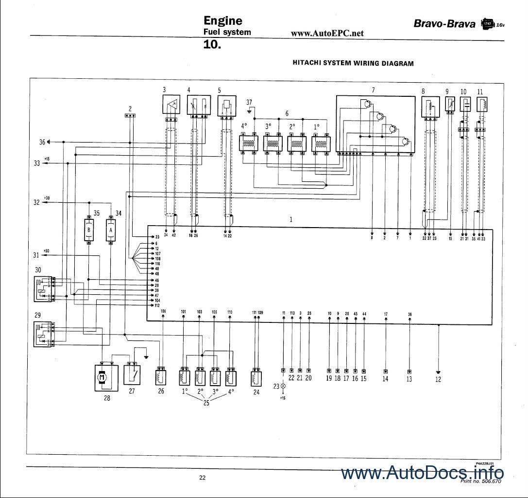 Fiat Bravo    Brava Repair Manual Order  U0026 Download