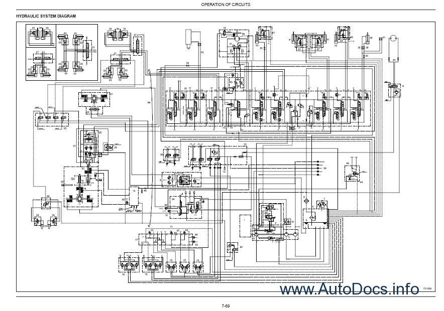 New Holland Wiring Harness 82016608 - Schematic Wiring Diagrams •