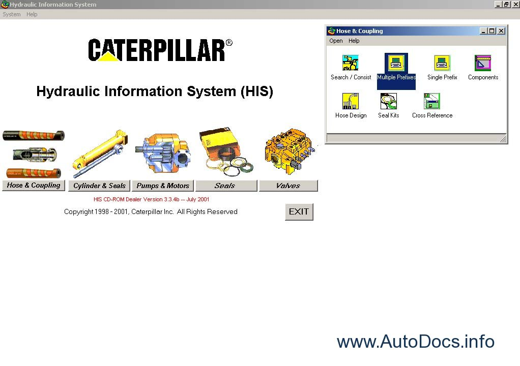 Caterpillar Software Download