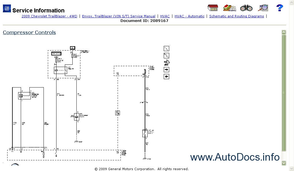 General Motors Service Information 2011 Repair Manual