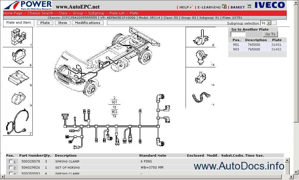 Iveco Power 2009 Parts Catalog Order  U0026 Download