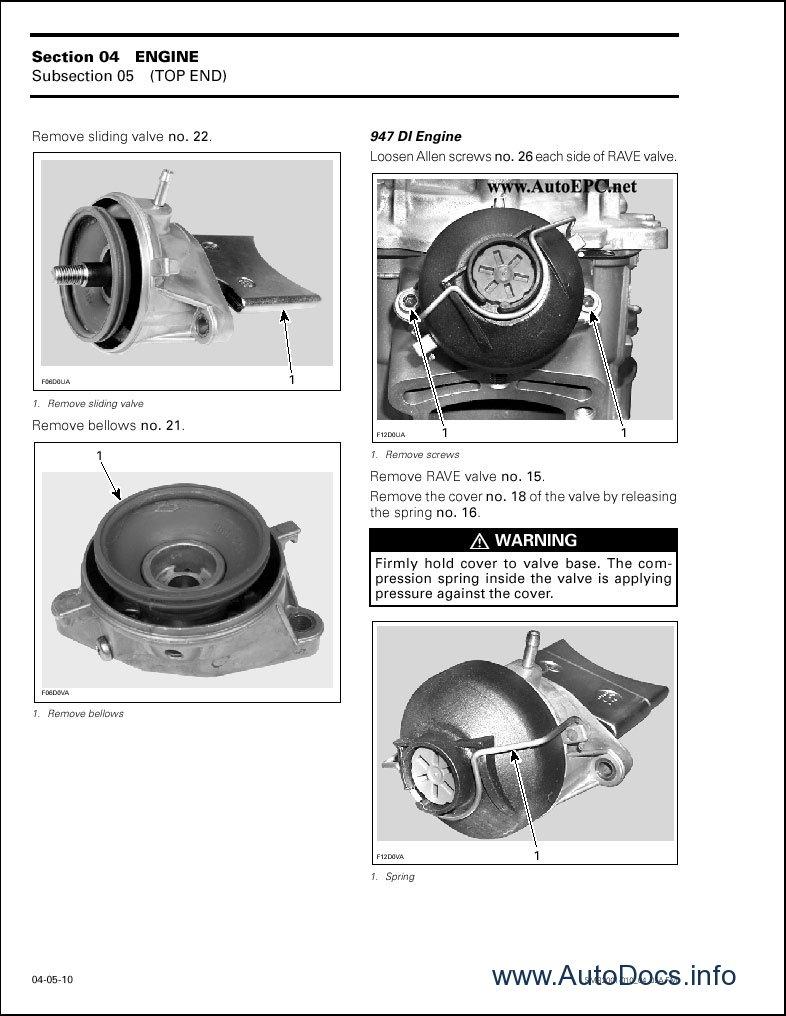 bombardier sea doo 2000 2001 parts catalog repair manual order   download Sea-Doo Models by Year Sea-Doo Models by Year