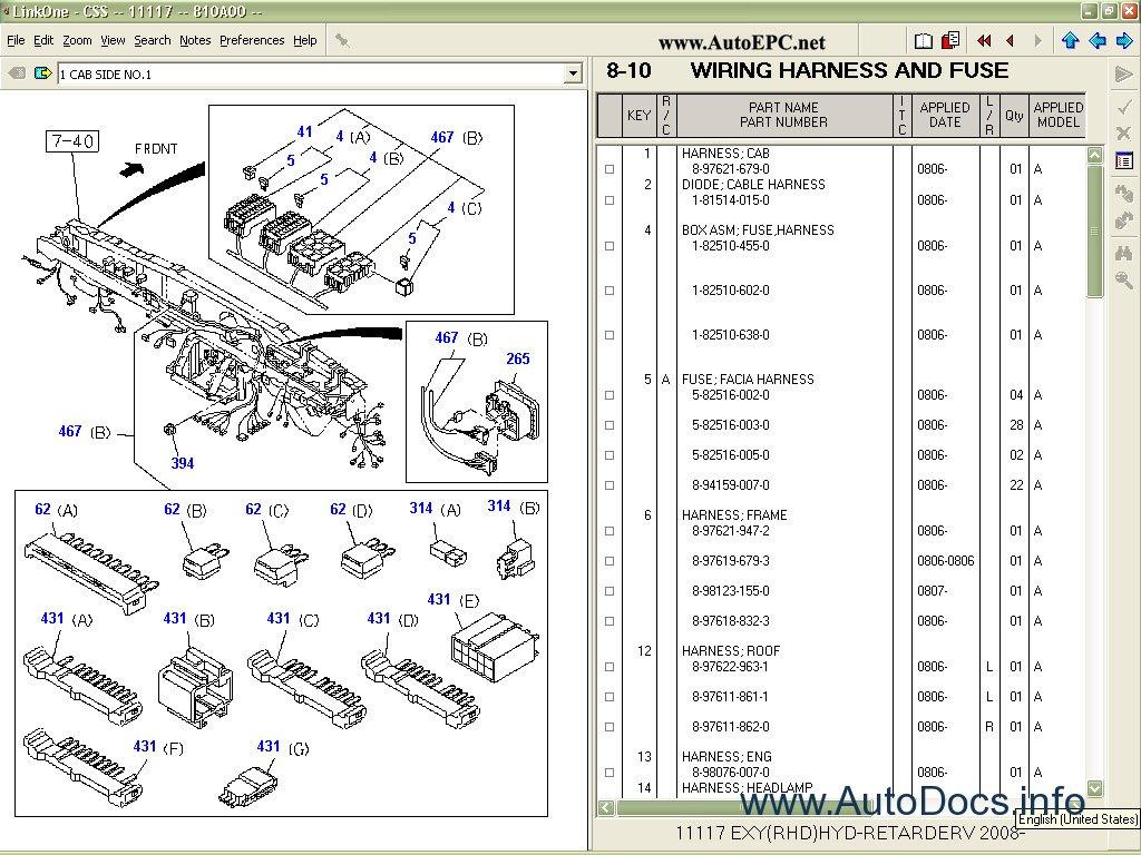 isuzu c240 engine parts diagram wiring diagram hub Mercedes S430 Fuse Diagram isuzu c240 engine parts diagram wiring diagram isuzu diesel engine parts isuzu 3lb1 engine diagram wiring