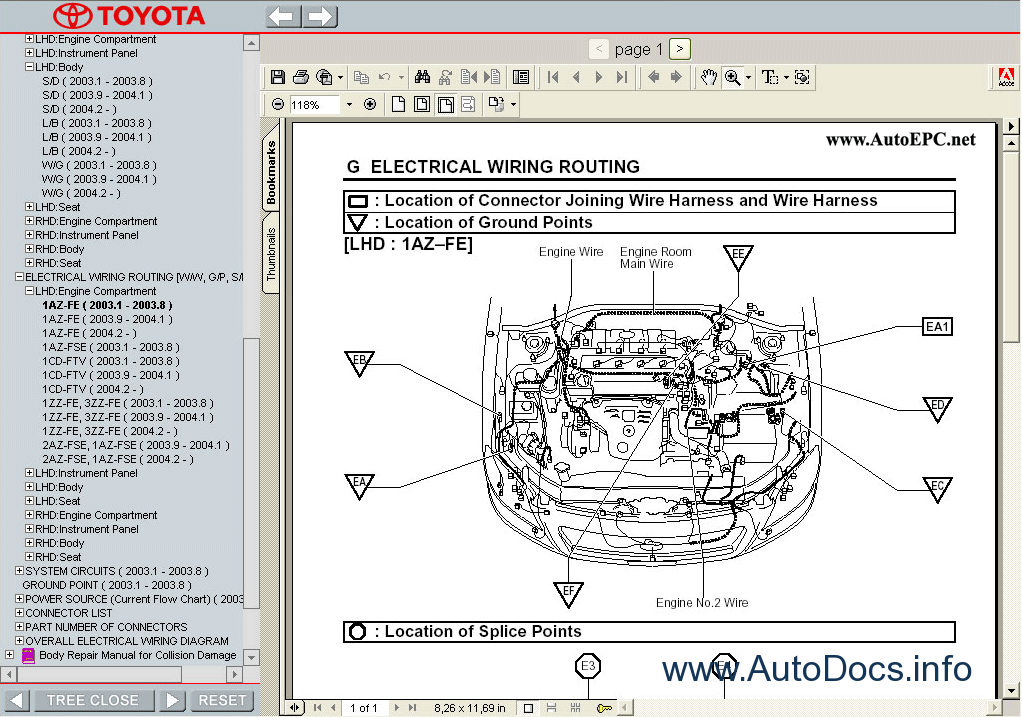 toyota 2az fe engine diagram 2007 toyota camry serpentine