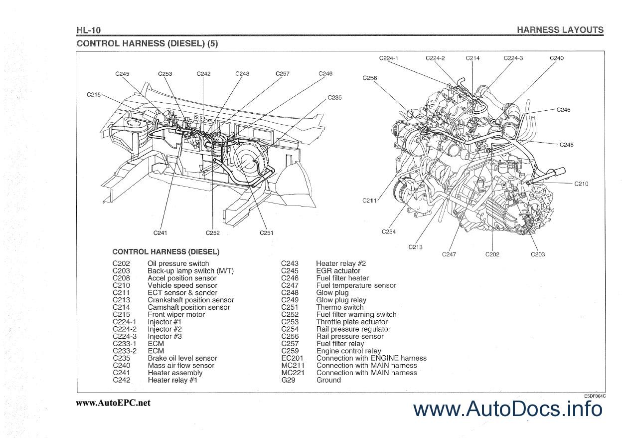 Hyundai Trajet Repair Manual Order Download