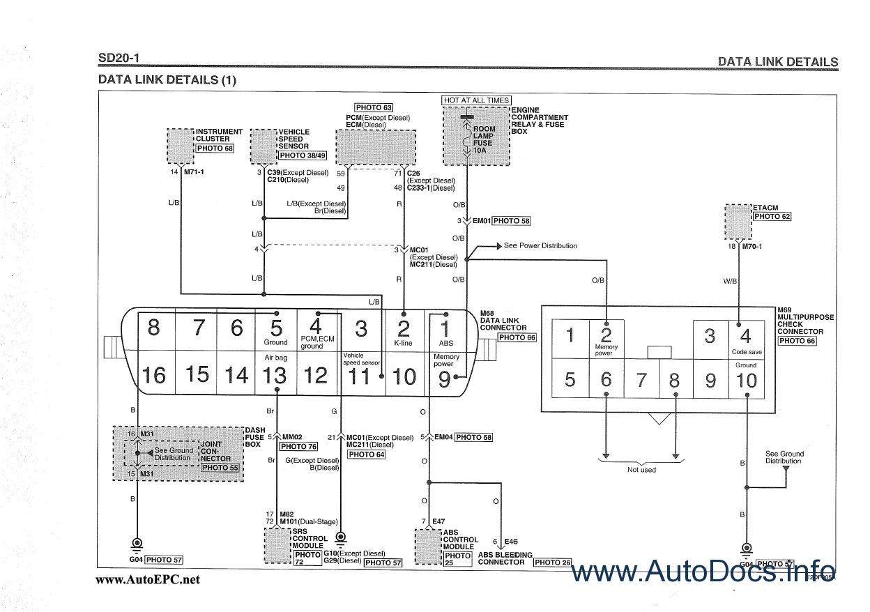 hyundai coupe electrical wiring diagram image 10
