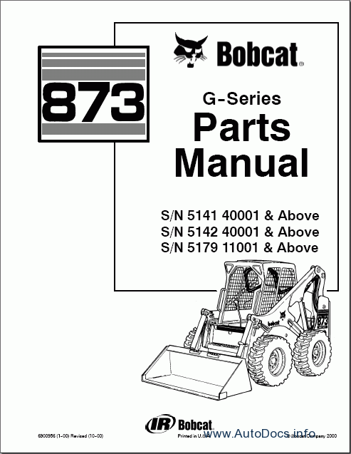 bobcat loaders parts manuals parts catalog order download. Black Bedroom Furniture Sets. Home Design Ideas