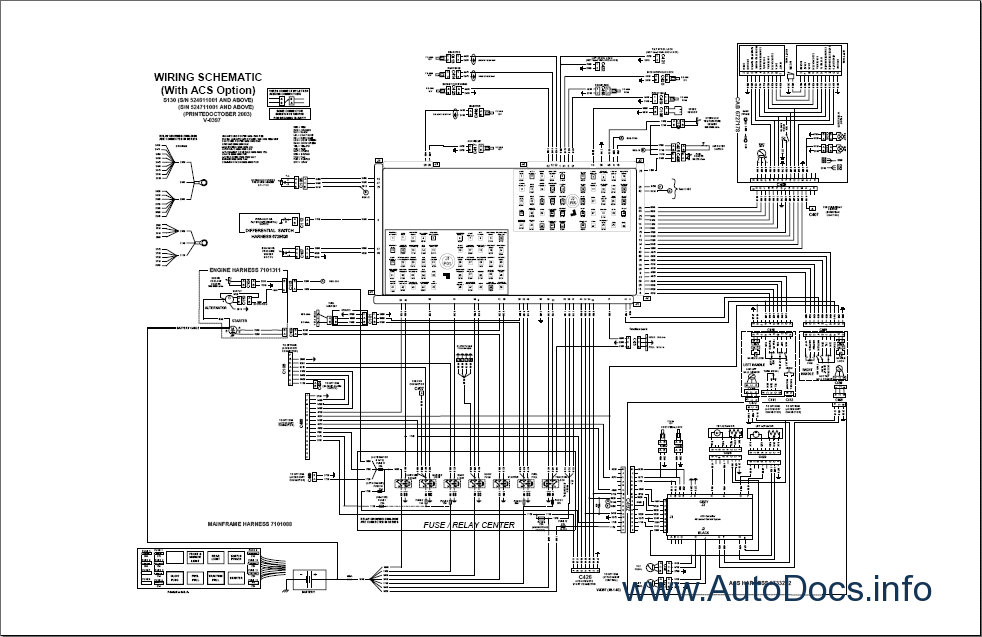 how to read schematic truck hydrolic pdf