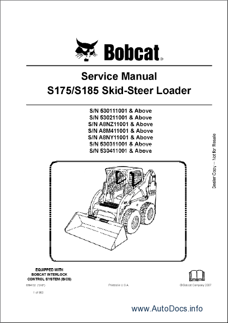 similiar bobcat skid steer parts catalog keywords spare parts catalogue and repair manuals bobcat skid steer loader s175