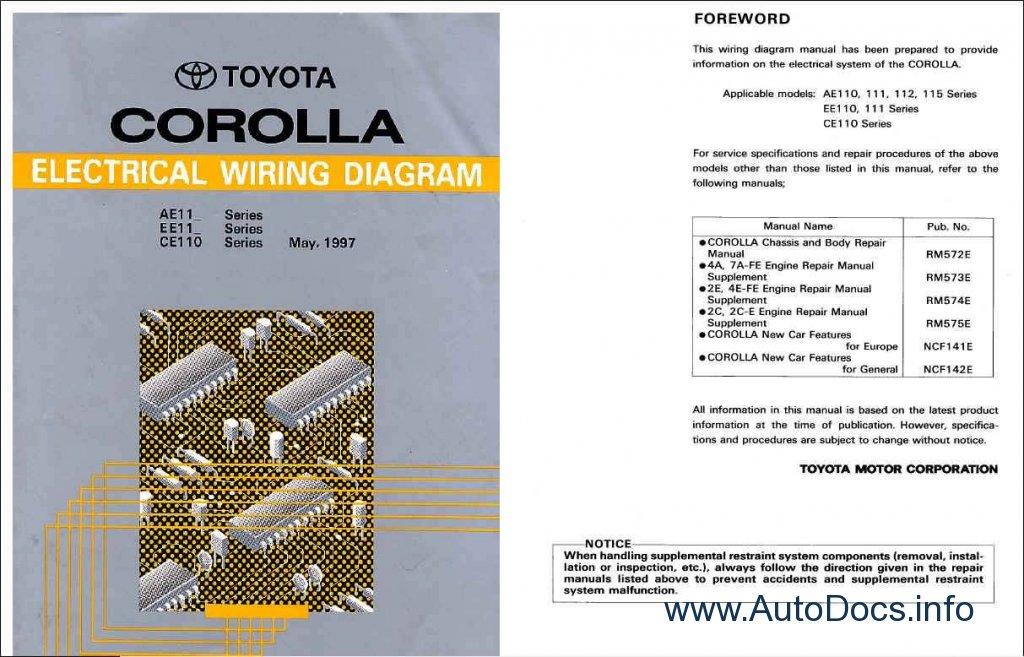 engine repair diagram toyota corolla repair manual order   download  toyota corolla repair manual order