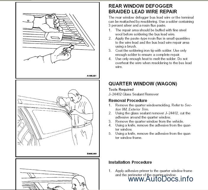 Daewoo gc25s 3 Owner Manual on