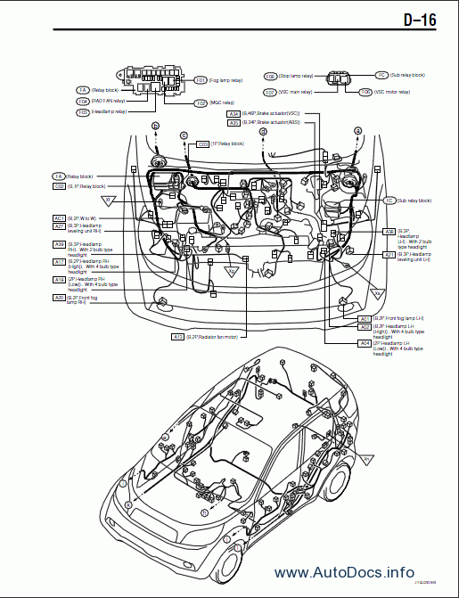 daihatsu terios j200  j210  j211 repair manual order