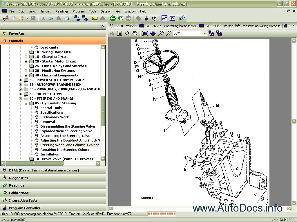 John Deere Service Advisor Ag 2 8 Repair Manual Order