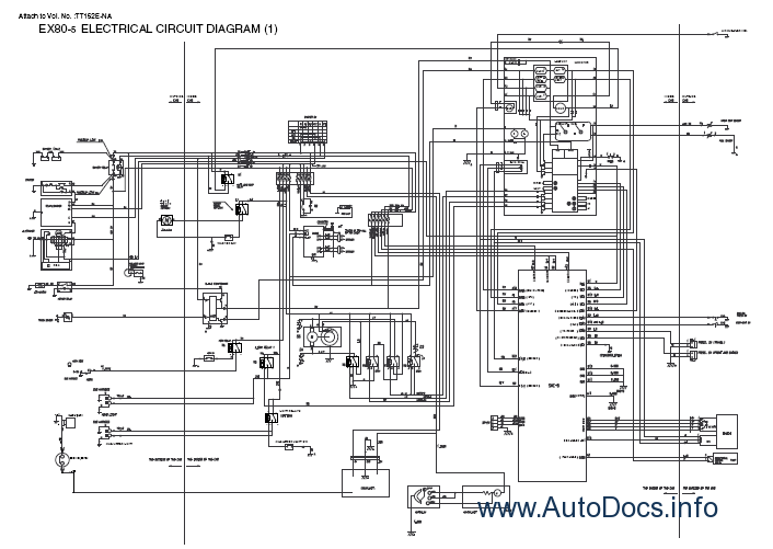 hitachi technical diagram  hitachi  free engine image for