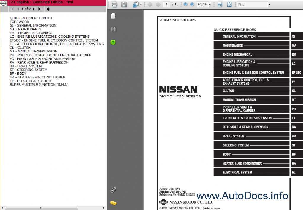 nissan cabstar wiring diagram - 28 images