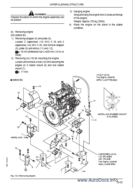 ... manuals Fiat Kobelco Compact Line Workshop Service Repair Manual - 6