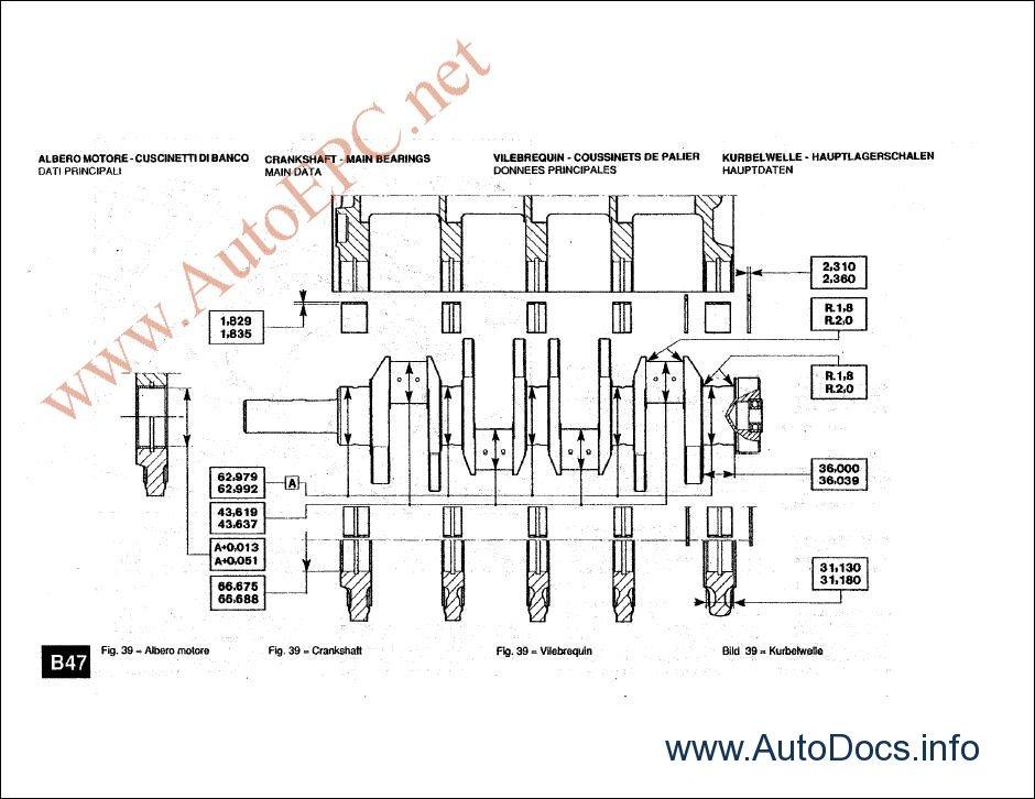 ferrari 348 spider 1994 repair manual order  u0026 download