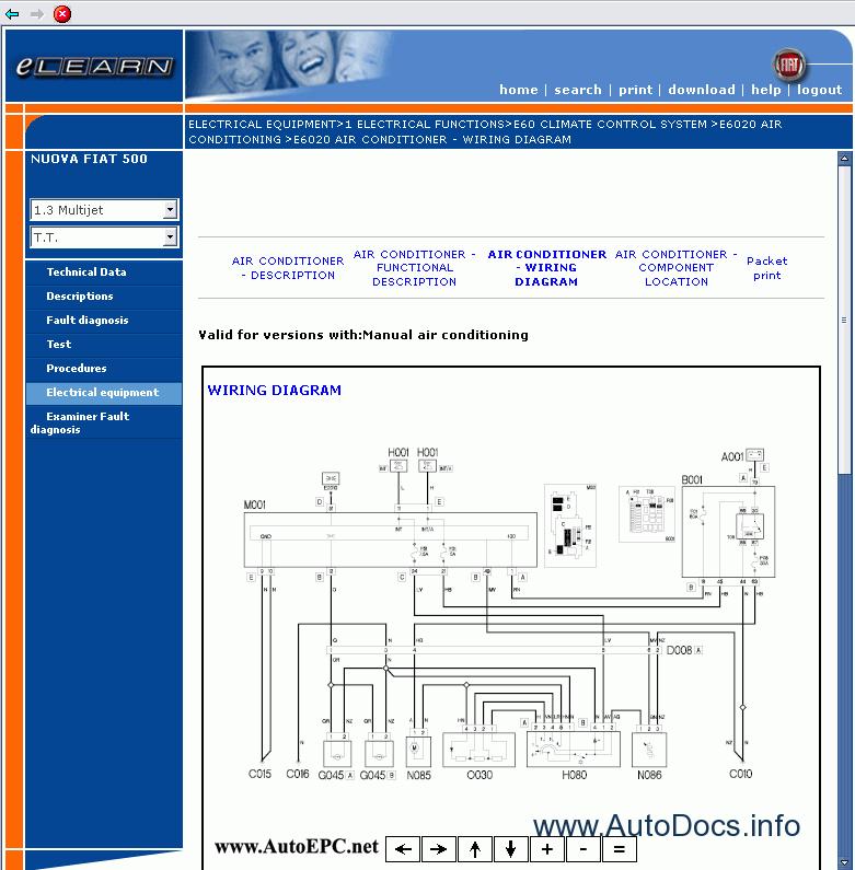 Fiat 500 Repair Manual Order  U0026 Download