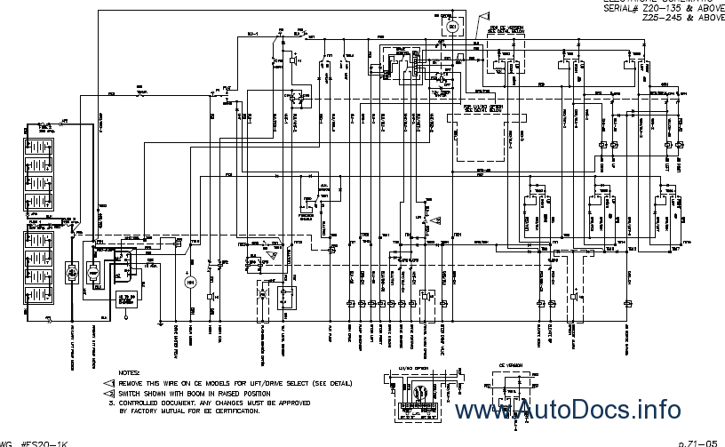Dc Motor Wiring Diagram : Genie schematic diagram manual repair order