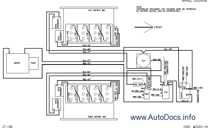 Genie Schematic  U0026 Diagram Manual Repair Manual Order  U0026 Download