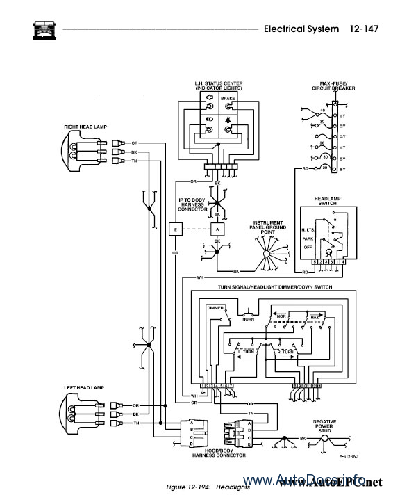 97 Hummer Wiring Diagram on Mercury Tracer Engine