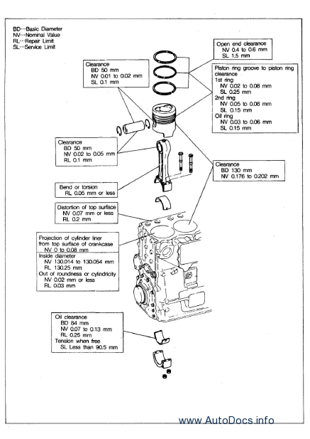 hyundai d6a diesel engine service repair workshop manual