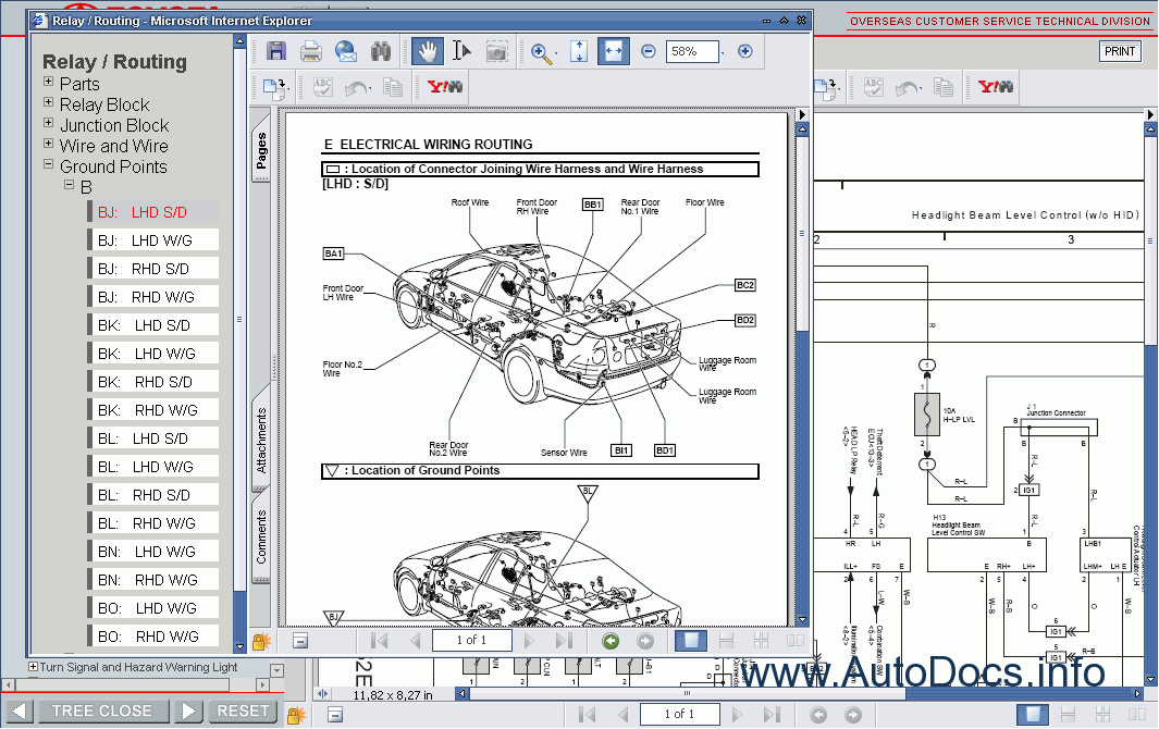 Lexus Is 300  Is 200 Repair Manual Order  U0026 Download