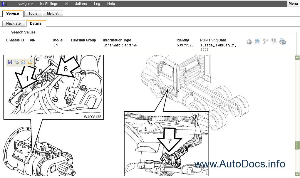 volvo trucks buses usa impact repair manual order download. Black Bedroom Furniture Sets. Home Design Ideas