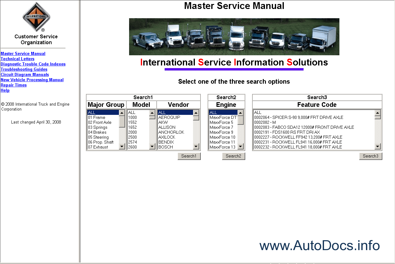 international truck isis international service information solution 2009 repair manual order Automotive Wiring Diagrams 3-Way Switch Wiring Diagram