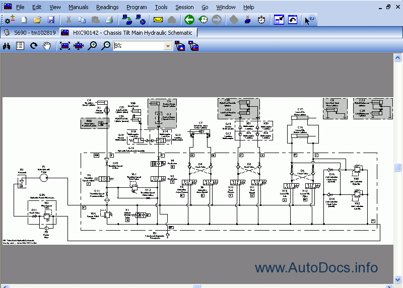 Wiring Diagram For A John Deere 316 In Color readingratnet – John Deere 750 Wiring Diagram