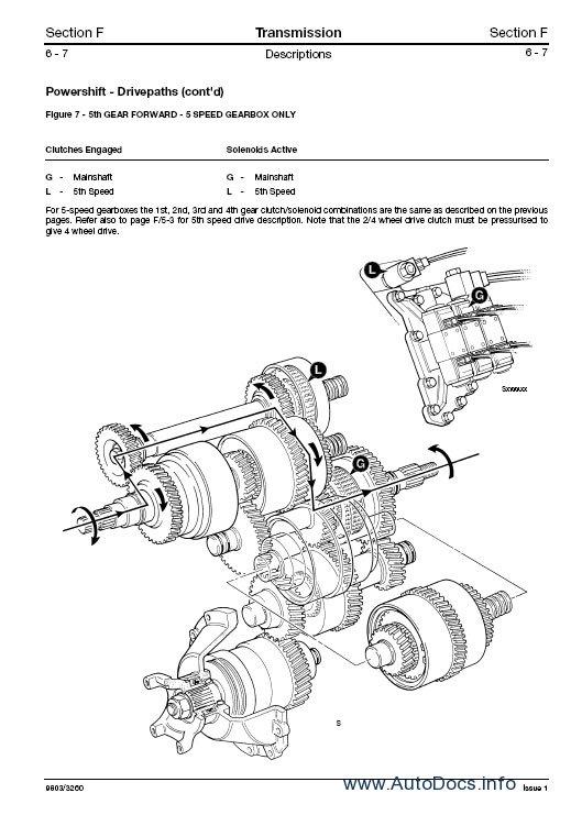 Main / Catalog / Engines Repair Manuals / JCB Service Manuals S3A