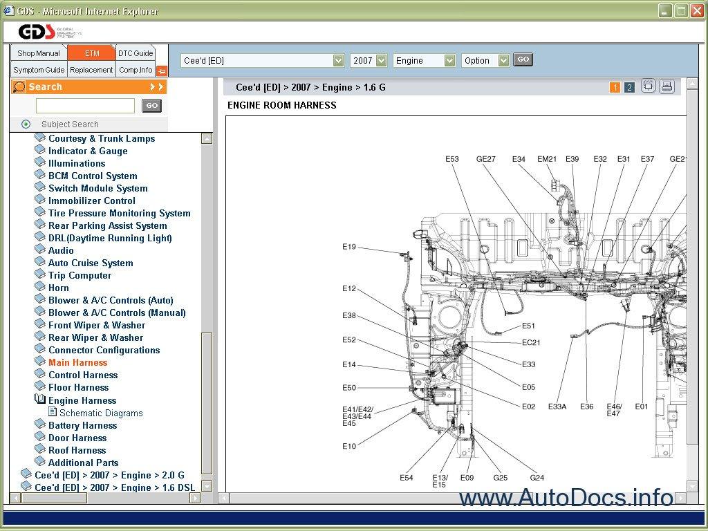 kia repair manuals 2005 2007 repair manual order   download Kia Rio Rx-V 2005 Kia Optima