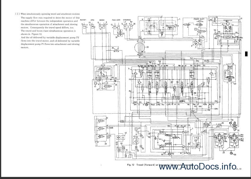 kobelco sk 160 wiring diagram service manual for kobelco crawler excavator, mini ...