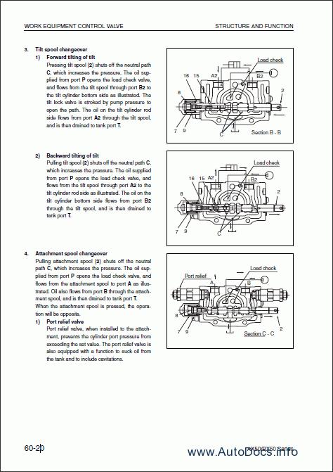 komatsu forklift truck fg fd 10 35 repair manual order. Black Bedroom Furniture Sets. Home Design Ideas