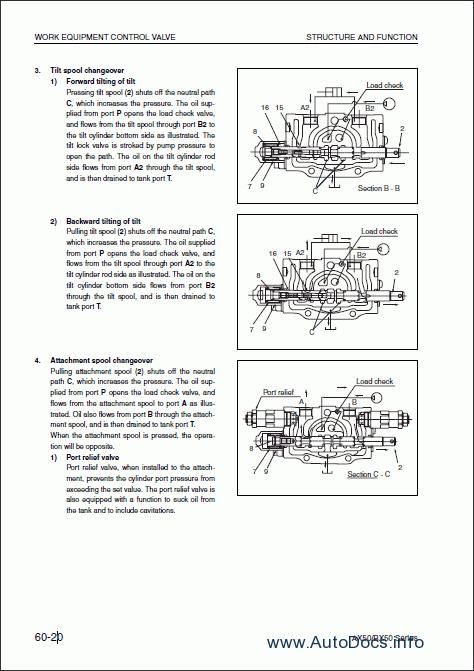 ... Catalog / Forklift Repair Manuals / Komatsu ForkLift Truck FG/FD 10-18