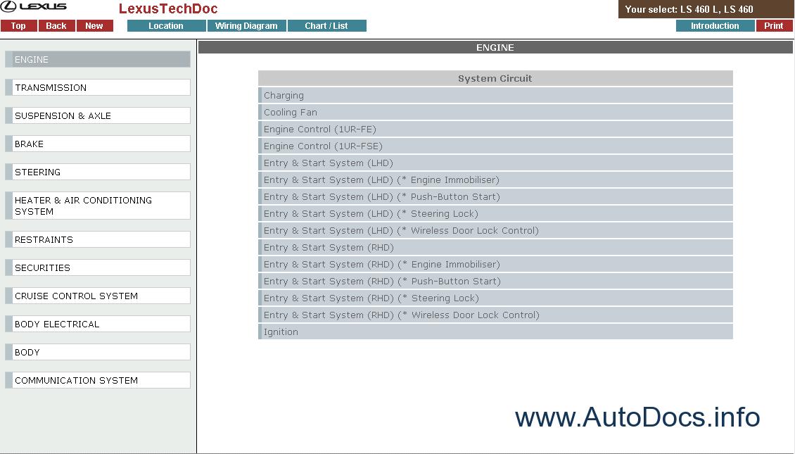 lexus ls460  lexus ls 460l repair manual order  u0026 download