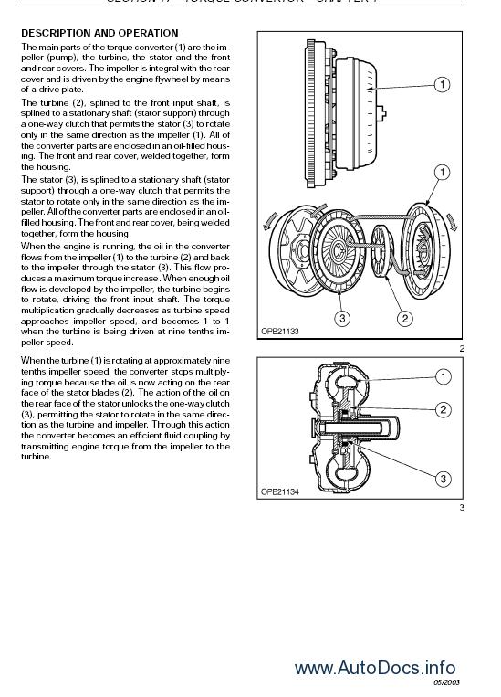 new holland b95 backhoe manual
