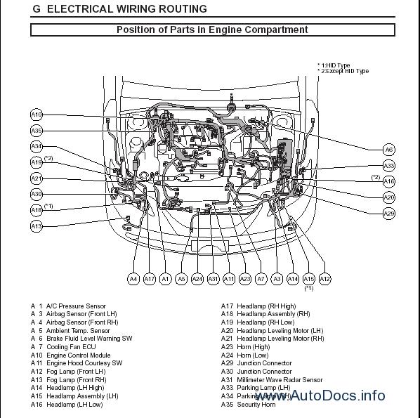Lexus Es350 Repair Manual Order  U0026 Download