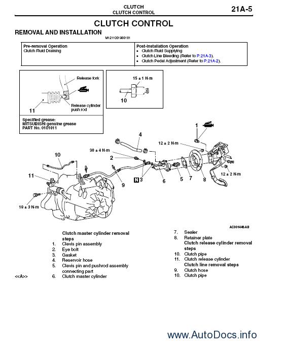 Mitsubishi Outlander 2009 Service Manual Repair Manual