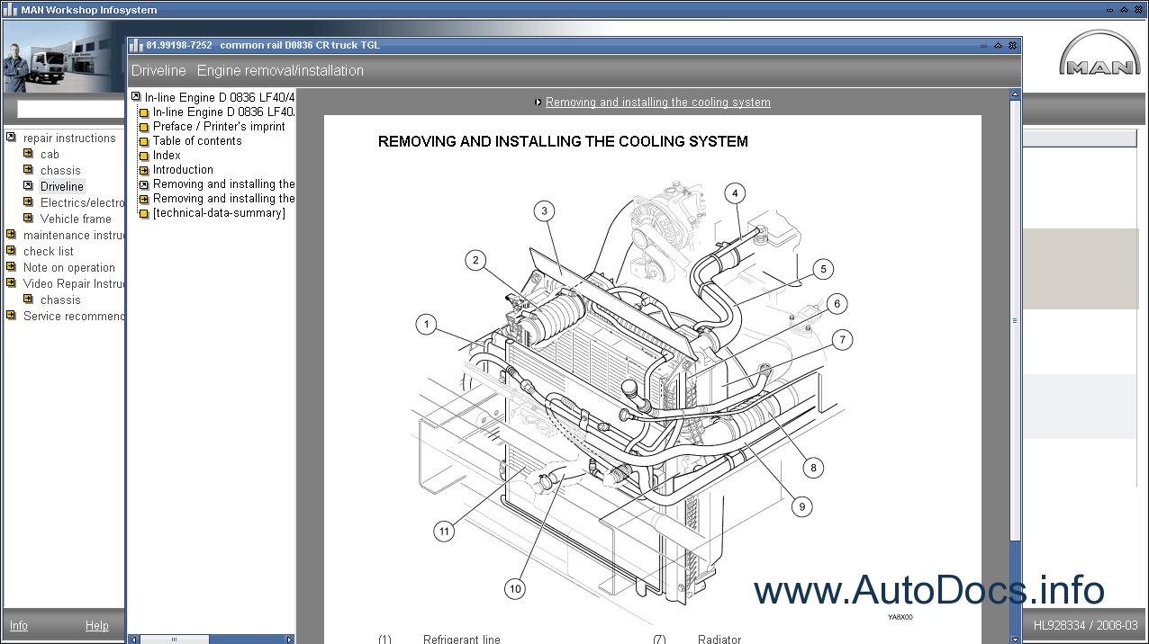 Man WIS 2009 repair manual Order & Download