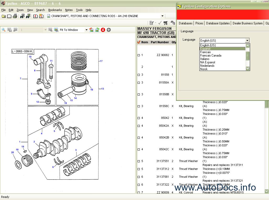 Ford 8210 Wiring Diagram Wiring Diagram