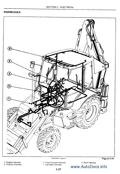 ford 555e backhoe parts diagram  ford  auto wiring diagram